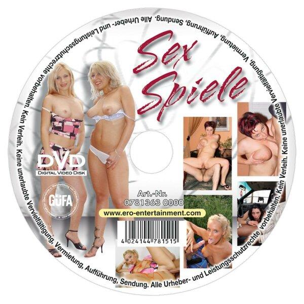 DVD Sex Spile