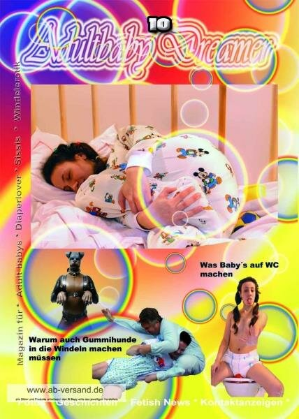 Adultbaby Dreamer Nr 10