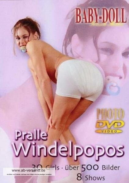 Pralle Windelpopos